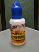 """BUTTERSCOTCH SIN"" SUPREME E-LIQUID"