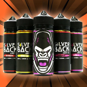 SILVERBACK Juice Co. 120ml!